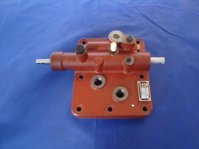 Variable speed control valve
