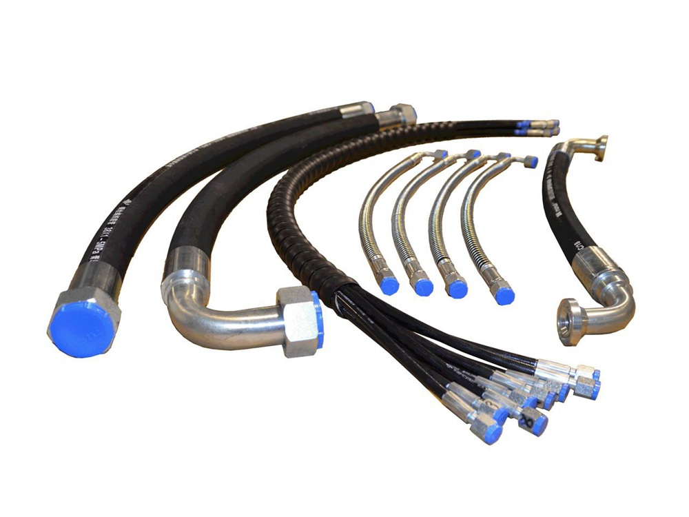 Hydraulic hose assembly