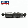 Front and rear shock absorber for Chinese bus and truck