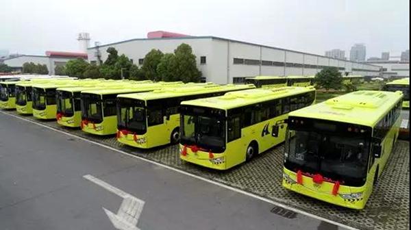 ankai bus parts
