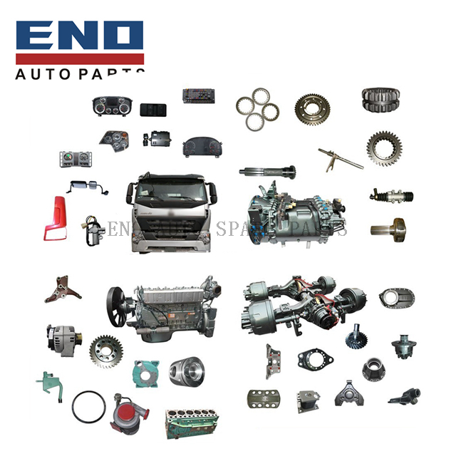 Genuine yuchai engine spare parts