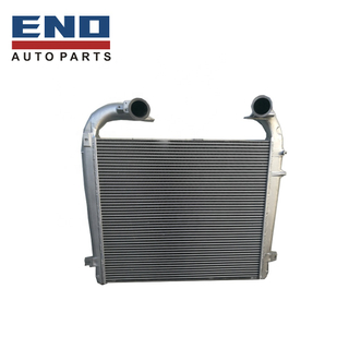 Yutong Golden dragon JAC bus radiator