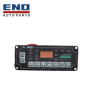 Yutong higer kinglong bus air conditioner control panel